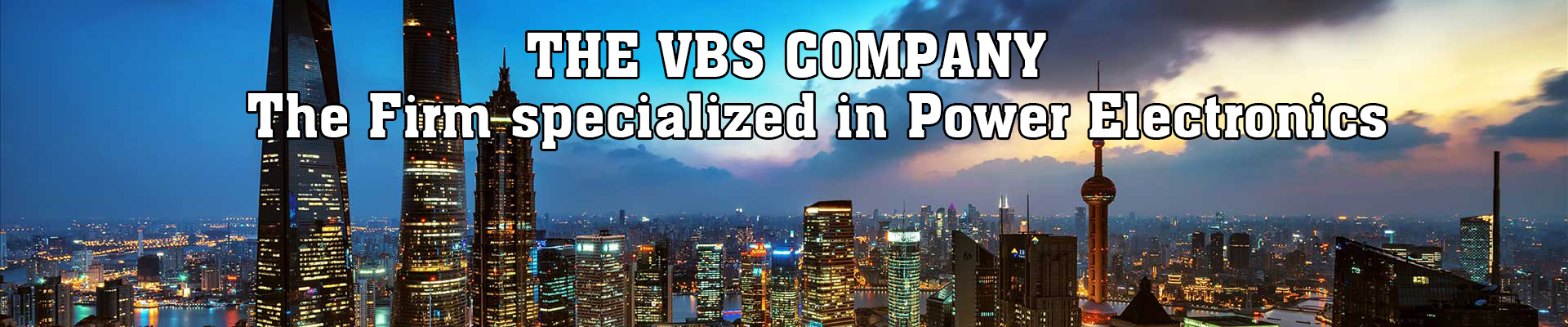 The vbs company